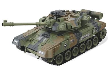 радиоуправляемый танк