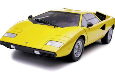 коллекционный масштабный автомобиль