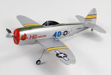 Радиоуправляемая модель самолета «Republic P-47 4ch»