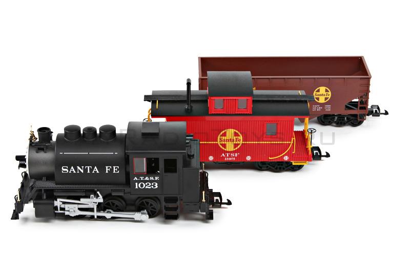 Piko Santa Fe G&252terzug G