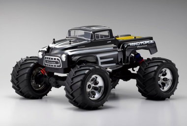 Внедорожник GP MT-4WD rs Mad Force Kruiser wKT200