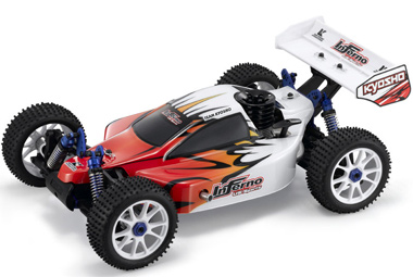 Модель багги Kyosho «Inferno US Sports 2»