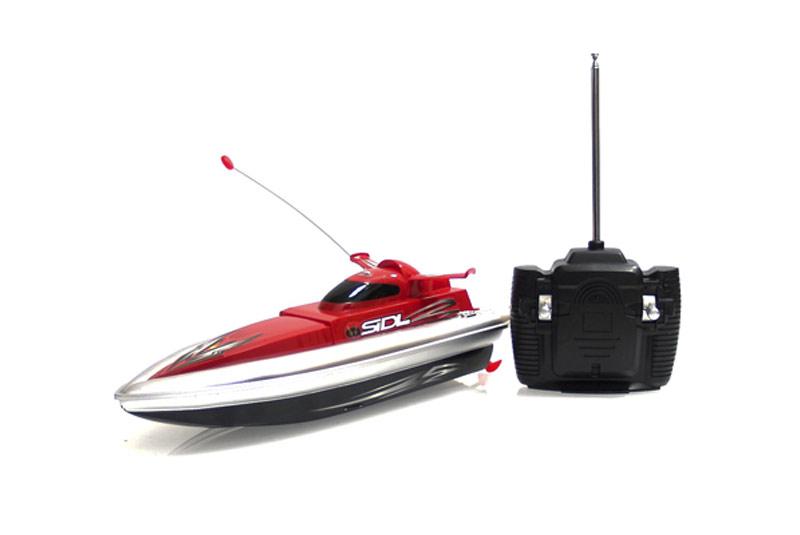 заказать лодку на пульте управления