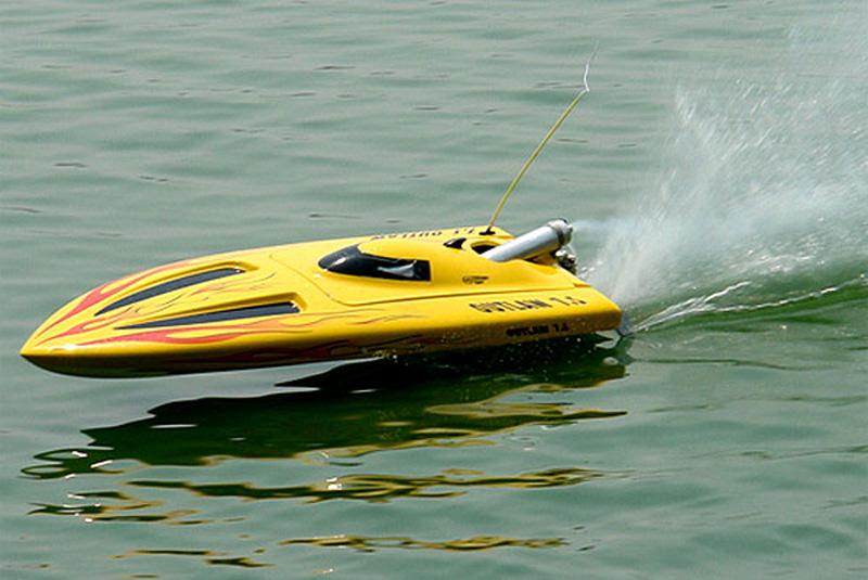 Радиоуправляемые модели своими руками лодку