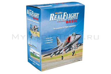 Симулятор Realflight Basic Mode 2