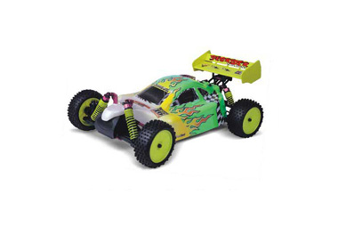 STORMER110 Off-Road BuggySingle SpeedBall BearingWVX16 EngineW2.4Ghz Transmitter80226G