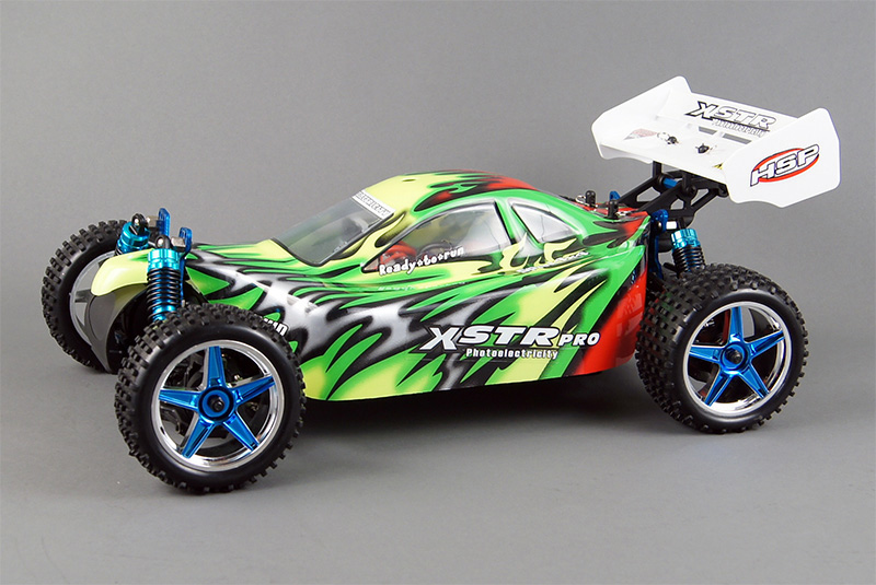 Багги HSP «X-STR Photoelectricity 4WD»