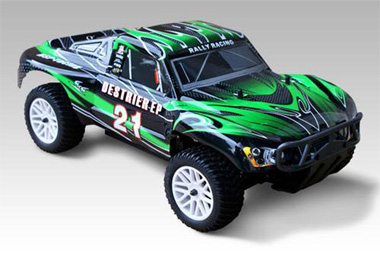AFA-R9The 18th Scale Nitro 4WD RallyWSH21 EngineW2.4Ghz Transmitter80226G