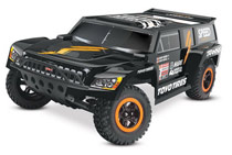 Автомодель Traxxas Slash Dakar Edition 110 RTR