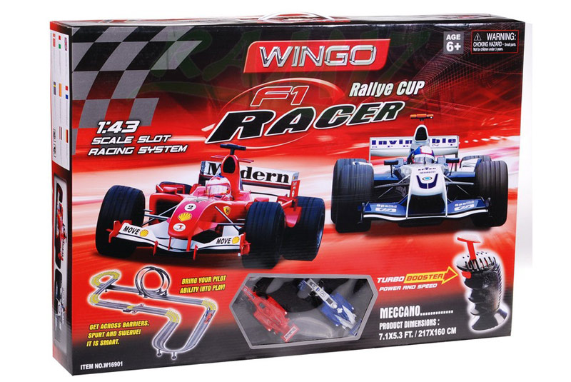 Автотрек Wineya Slot Racing track