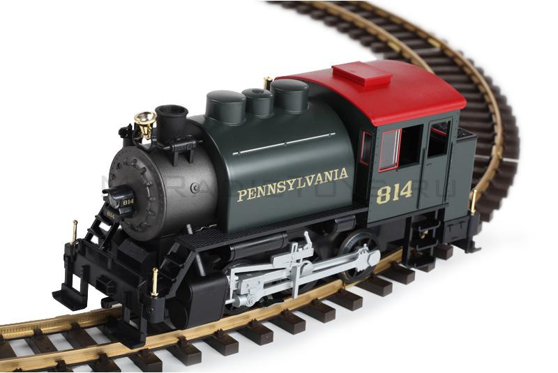 Стартовый набор железной дороги Piko US G.